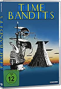 Time Bandits: Amazon.de: John Cleese, Sir Sean Connery