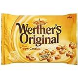 Werther classique original crème Bonbons 1 x 1 kg