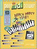 peer midi power Vol. 5 Beach Party Time - Klavier/Midi-Files (Noten)