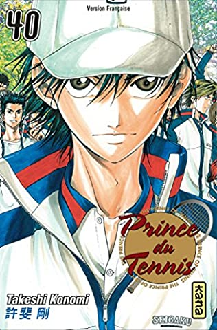 Prince du Tennis, tome 40