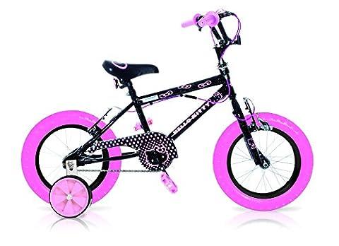 Fahrrad Hello Kitty black 12