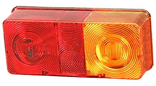 HELLA 9EL 116 844-001 Disperseur, feu arrière, gauche