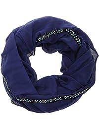 Codello Damen Schlauchschal / Loop Blau D01 Art is Happiness 51013715-02, size:one size