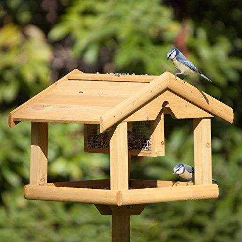 relaxdays-vogelhaus-mit-staender-aus-holz-unbehandelt-stehend-vogelfutterhaus-bausatz-hbt-117-x-50-x-50-cm-braun-2