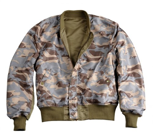 alpha industries MA-1 Reversible Camo - 2