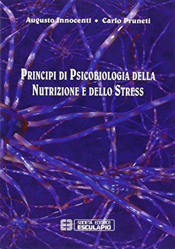 Principi di psicobiologia della nutrizione e dello