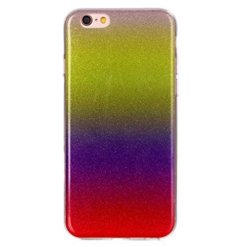 Phone case & Hülle Für iPhone 6 Plus / 6s Plus, IMD Color Fades Glitter Powder TPU Schutzhülle ( SKU : IP6P8855D ) IP6P8855M