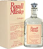 Royall Muske Of Bermuda By Royall Fragrances For Men. Cologne Splash 8.0 Oz ( Aftershave Lotion & Body Cologne ). by Royall