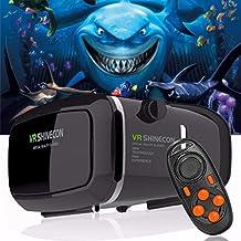 XCSOURCE 3D VR Casque Lunettes Réalité Virtuelle Gamepad Video VR Box Google Carton Bluetooth AC304