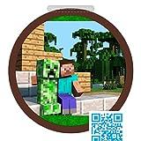 Tortenaufleger Minecraft