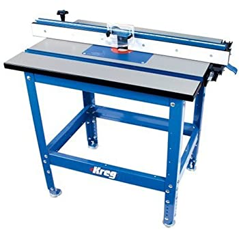 Wolf router table stand with die cast aluminium top spindle kreg prs1040 precision router table system greentooth Gallery