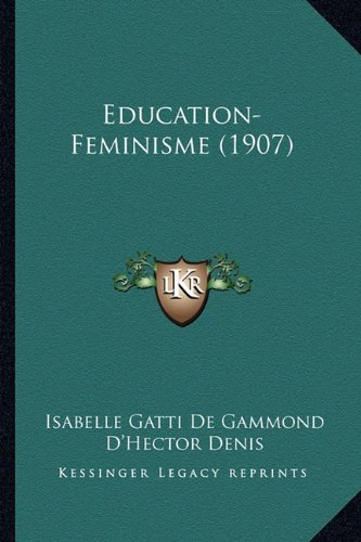 Education-Feminisme (1907)