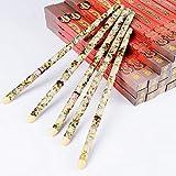 Ohrkerze Beauty Salon Gold Ohr Erfrischend Ohr Erfrischend Beauty Salon Aromatherapie Ohrkerze Aroma Ohr Behandlung Ohr Kerzenhalter 25 Paar