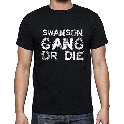 swanson-family-gang-tshirt-maglietta-uomo-maglietta-con-parole-maglietta-regalo