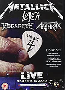 THE BIG 4: LIVE FROM SONISPHERE