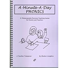 A-Minute-A-Day Phonics