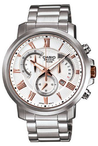 casio-mens-beside-chrono-silver-tone-steel-bracelet-light-silver-tone-dial