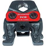 ROTHENBERGER 015399X - Mordaza prensado compact th25