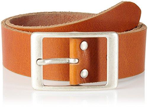 Cross Jeans Unisex Gürtel 0253K, Orange (Cognac 259), 75 cm Preisvergleich