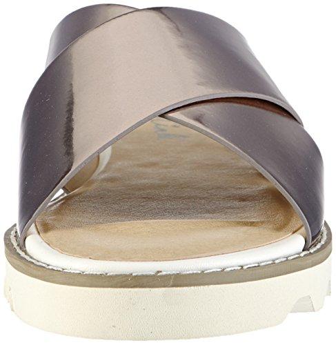 Blink  BL 840, Sandales pour femme Argent - Silber (pewter102)