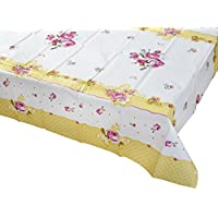 Talking Tables Pretty Floral, Paper Table Cover, Multi-Colour, 180 x 120cm