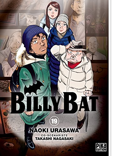 Billy Bat T19 par Takashi Nagasaki