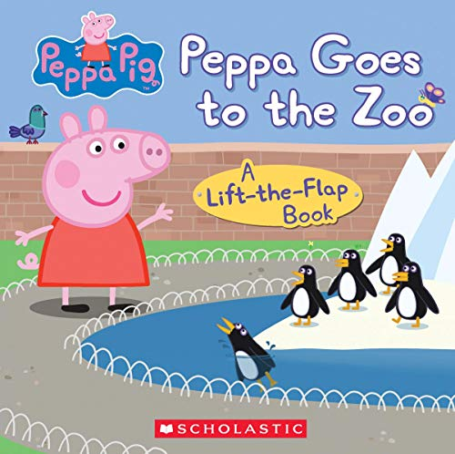 Peppa Goes to the Zoo (Peppa Pig)