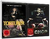 FSK 18 Spar-Set 2 DVDs Folter : Torturer - A New Kind Of Teror + Chop - One Piece At A Time
