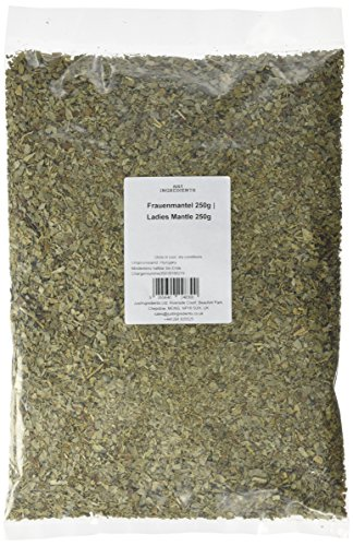 JustIngredients Frauenmantel, Ladies Mantle, 2er Pack (2 x 250 g)