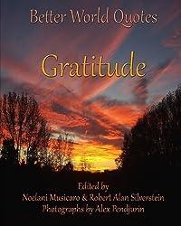Better World Quotes: Gratitude (Volume 6) by Robert Alan Silverstein (2013-11-13)
