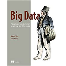 Big Data:Principles and best practices of scalable realtime data systems.
