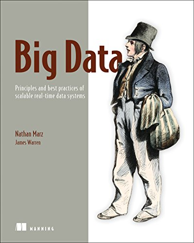 Big Data: Principles and best practices of scalable realtime data systems por Nathan Marz