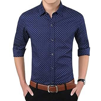 Romano Men's Full Sleeve Casual Shirt (XX-Small)