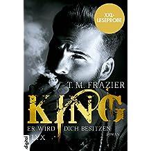 XXL-Leseprobe: King - Er wird dich besitzen (King-Reihe 1)