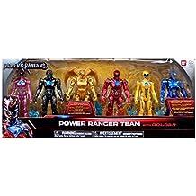 Power Rangers Team With Goldar 6 Pack