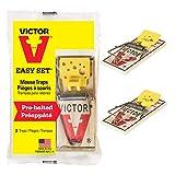Victor Pack de 2 trampas Easy