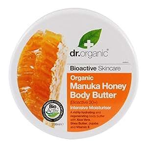 Dr.Organic Manuka Honey Burro Corpo 200 ml
