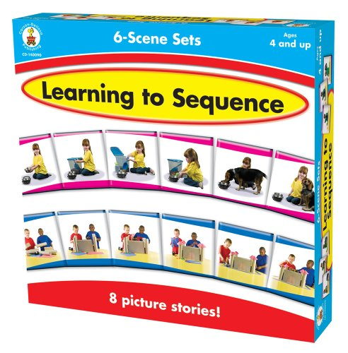 Learning to Sequence 6-Scene: 6 Scene Set