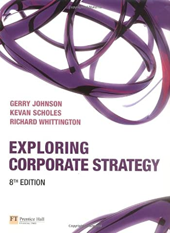 Exploring Corporate Strategy with Companion Website Student Access