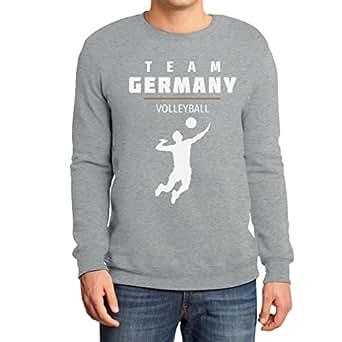Team Germany Männer Volleyball Fanartikel Rio Sweatshirt