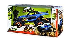 """Maisto m81158""""C Rock Crawler"""" mando a distancia coche, colores pueden variar , Modelos/colores Surtidos, 1 Unidad"""