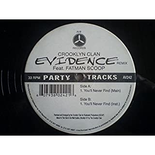 Crooklyn Clan Ft Fatman Scoop / Evidence (Remix)