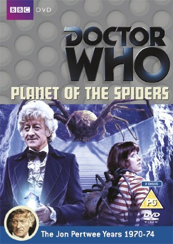 Doctor Who - Planet of the Spiders DVD 1974