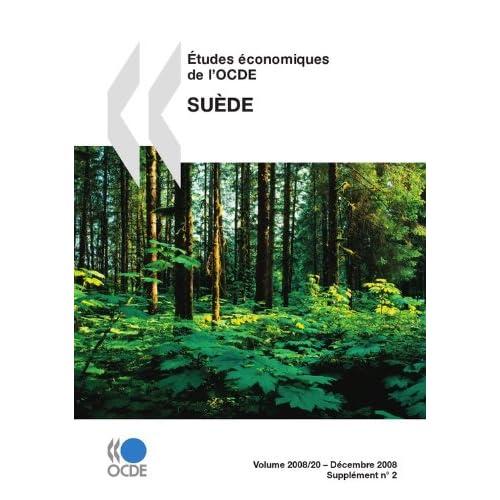 Études économiques de l'OCDE : Suède 2008 (ECONOMIE)