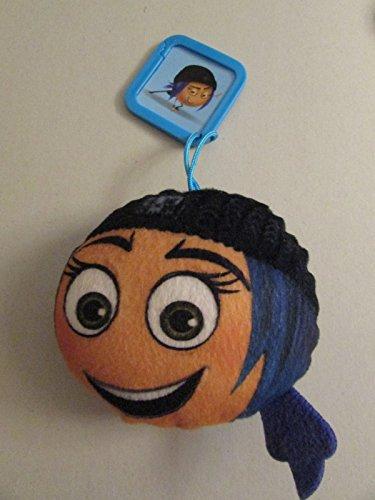 McDonald's Emoji Movie - Happy Meal Soft Toy - Jailbreak