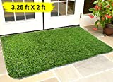 TIED RIBBONS High Density Artificial Grass Mat/Artificial Turf Grass for Doormat, Balcony,Carpet