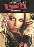 Partition de musique, MA cour, Britney Spears 90