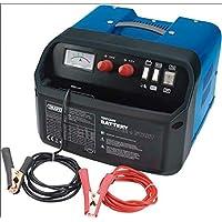 Draper Tools BCSD190 180 A Battery Starter/Charger, 12/24 V, Blue preiswert