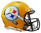 Riddell Revolution Helmet Speed Pittsburgh Steelers Helm Full Size Hel