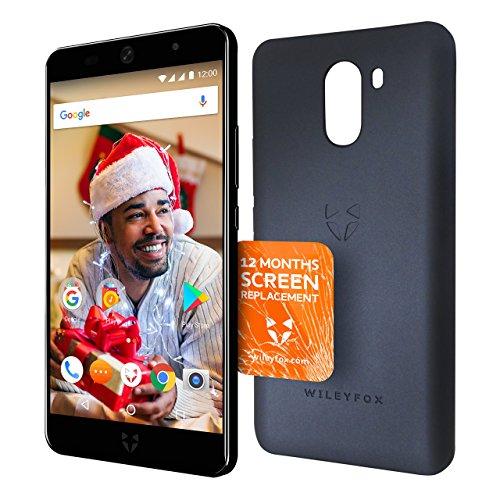 WileyFox Swift 2 Plus - Smartphone con pantalla de 5
